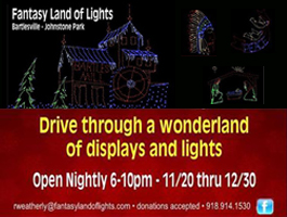 Fantasy Land of Lights